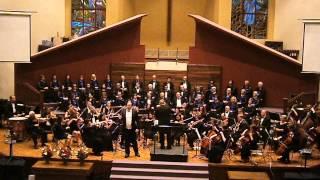 Richmond Orchestra and Chorus performs Nessun Dorma from Turandot feat Martin Sadd