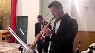 Olha o Que o Amor Me Faz-Piano, Sax e Violino - Sintonia Harmônica
