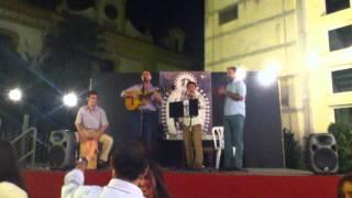 Grupo Entrevarales en la Velá de Las Aguas (Sevillanas - Corazón) HD