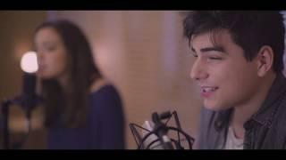 YA ME ENTERÉ/DEVUÉLVEME EL CORAZÓN - (Cover by Franco & Bruno ft. Malena Narvay)