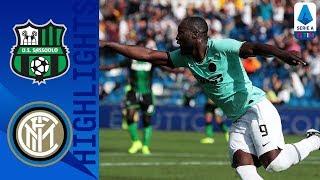 Sassuolo 3-4 Inter   Lukaku & Martinez Bag Braces as Inter Edge 7-Goal Thriller!   Serie A
