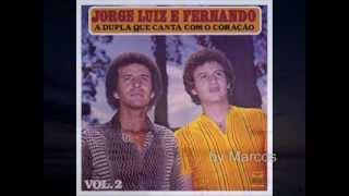 Jorge Luiz e Fernando - Filho Pródigo