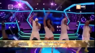 LATI-2RD feat MICHEILLE SOIFER - QUIERO DARTE