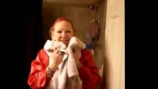 Lance Red hair dye prank Vine
