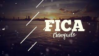 FICA TRANQUILO - LYRIC VÍDEO OFICIAL - KEMILLY SANTOS width=