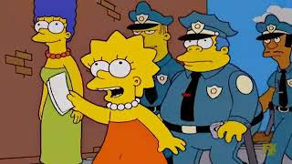 The Simpsons: The Great Louse Detective part 7