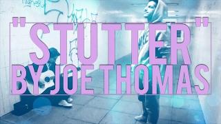 "Acoustic Session - ""Stutter"" by Joe Thomas"