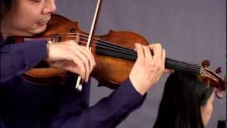 Paganini Sonata No. 12 for violin and piano