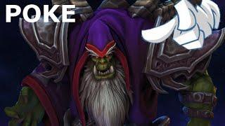 Poke Gul'dan | Heroes of the Storm Jokes | Hots Heroes Funny Poke Dialog Voice Lines