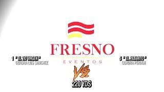 001 EL TIO VIRGEN  VS EL PAJARITO - 15 de mayo 2016