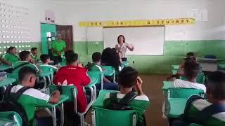 ESCOLA DE OIAPOQUE SUSPENDE AS AULAS
