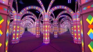 Gatlinburg Tennessee Amazing Mirror Maze You will not find your way out