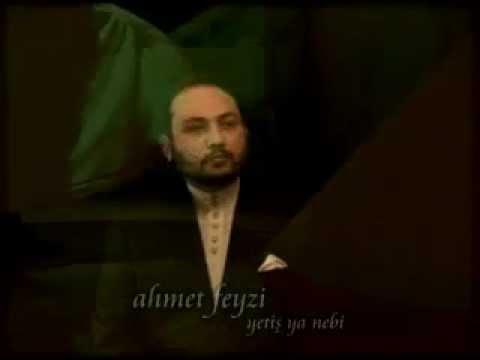 Ahmet Feyzi  Yetiş Ya Nebi  ( hareketli ve zikirli muhteşem bir ilahi )