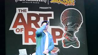 Prodigy and Havoc Of Mobb Deep 2016 LIVE at The Art Of Rap Tour