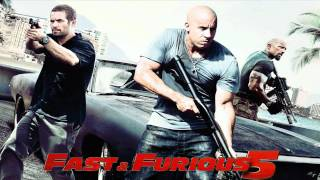 Fast and Furious Five Soundtrack - Danza Kuduro |HD|
