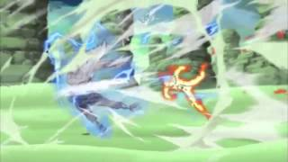 Naruto Kyubi Mode AMV ~Heart of Courage~