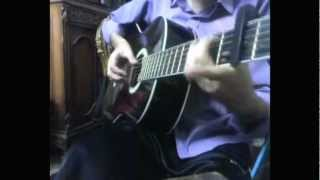 Once Upon A Time In Mexico Guitar  - Siente Mi Amor - By Osama Gamal