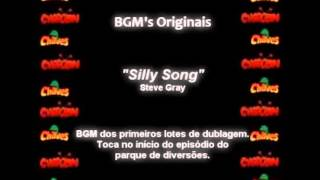 CHAVES  CHAPOLIN   BGM Original   Silly Song