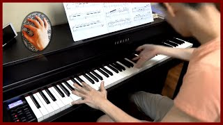Hercules - Go The Distance [Piano] (Arranged by Hirohashi Makiko)