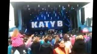 Katy B- Crying For No Reason @ East Coast Live