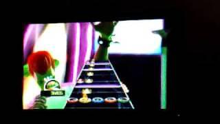 Metallica - Cyanide Guitar Hero World Tour Hard