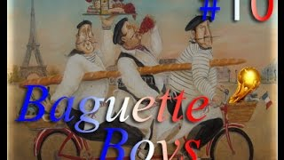 BAGUETTEBOYS FC #10 DEBUT IN DIV 8