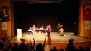 Grup Volkan - Çankaya Marşı Kayseri Konseri