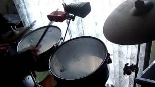Mariano Bermudez-Duele el corazon-Cover timbales-Agustin Martinez