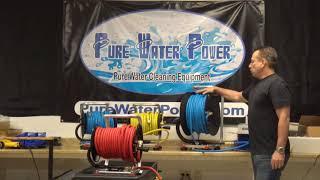 Pure Water Power Hose Reels
