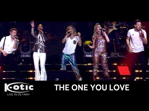 The One You Love de K Otic Letra y Video