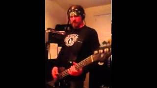 Christian Olde Wolbers/Machine Head Bass audition