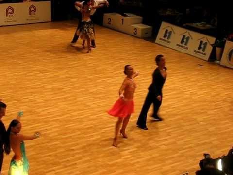 Smykovskyi Kyryl. Kyiv Open: Samba