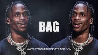 "Travis Scott Free Type Beat 2019 - ""Bag"" (Ft. Pouya) ⎮ Dark Freestyle Rap/Trap Instrumental"
