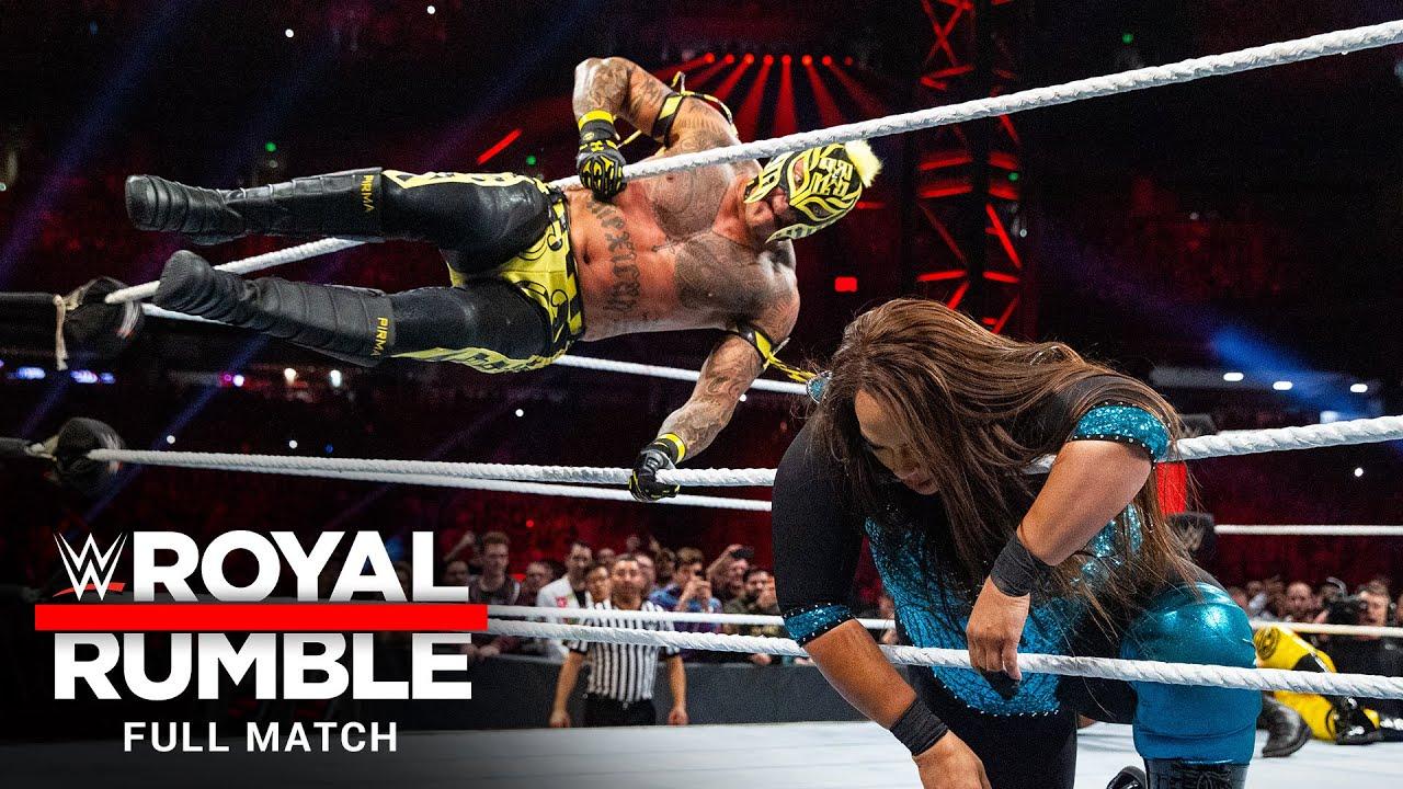WWE - FULL MATCH - 2019 Men's Royal Rumble Match: Royal Rumble 2019