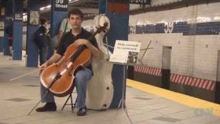 Bach in the Subway by Dale Henderson