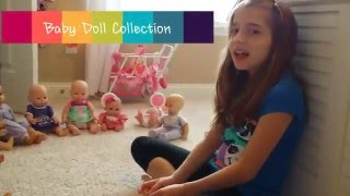 My Baby Doll Collection