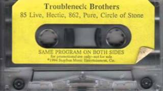 TROUBLENECK BROTHERS - HECTIC ( rare 1994 NY rap )