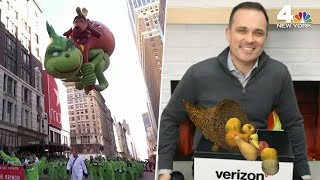 How The Macy's Thanksgiving Parade Is Going High Tech | NBC New York