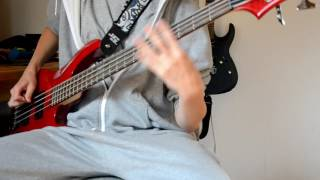 System of a Down - Streamline (Bass Cover)