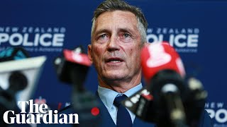 New Zealand shooting: police confirm 49 people killed