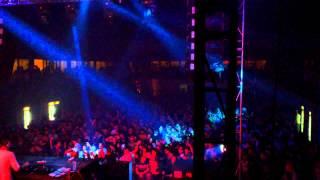 Astrix at Splav Kolos, Belgrade 16.3.2013.
