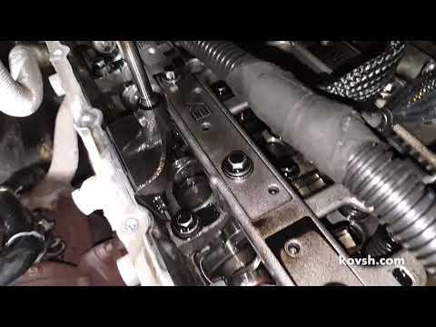 Недоработка конструкции гидрокомпенсаторов на Ford Transit 2.4TDCi, D2FA