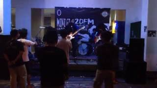 Red Clover - When God Comes Back (All Them Witches cover) at Mini Gigs USAHID 2016