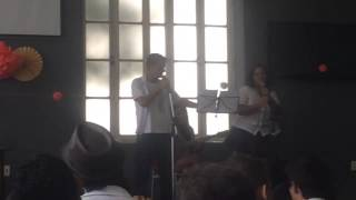 QDL - Ritmo Perfeito/Vejo Uma Porta Abrir (Live)