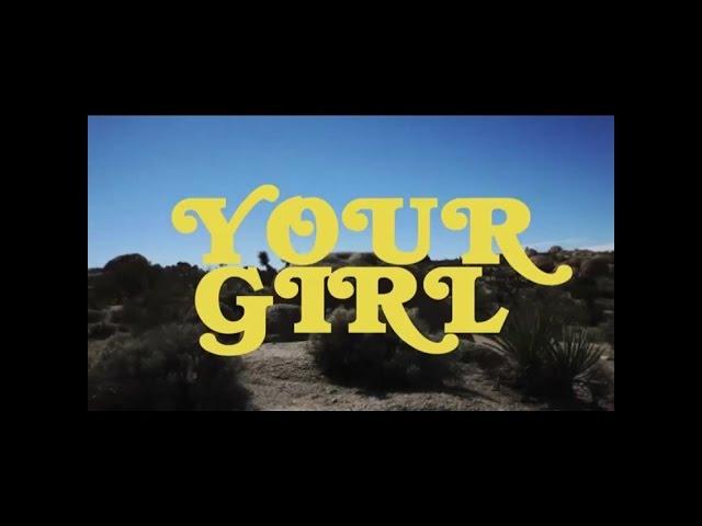 """Vídeo oficial de """"Your Girl"""" de BOYTOY"""