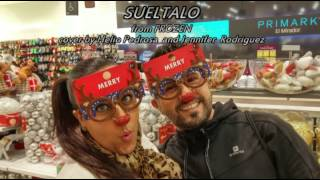 "Sueltalo ""Frozen"" Spanish version cover by Helio Pedrosa and Jennifer Rodriguez"