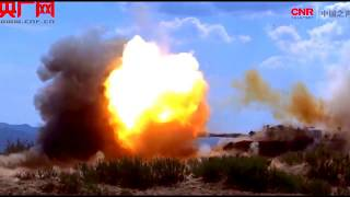 Norinco & CNR - China GL-5 Active Protection System Live Demonstration [720p]