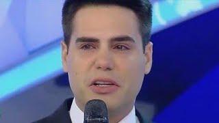 Notícia da Morte de Marcelo Rezende Jornalista se emociona!