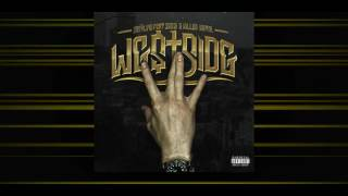 Josylvio - Westside  Ft. 3robi & Killer Kamal {Audio Version} Full HD