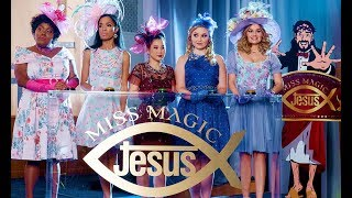 NEW TV SHOW CONTINUES HOLLYWOOD'S ATTACK ON JESUS... width=